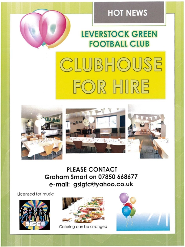 ClubhouseHire